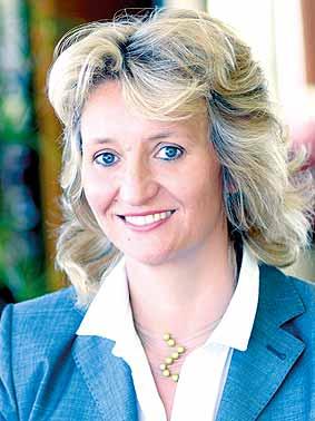 <b>Dagmar Pfeiffer</b>, Leiterin des Amtes für Wirtschaftsförderung der Stadt ... - zehn_fragen_01